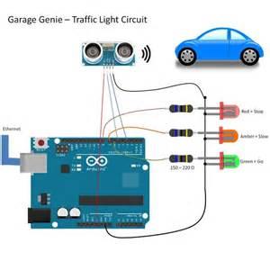 Garage Door Opener Using Arduino Garage Genie Parking Remote Using Arduino Use