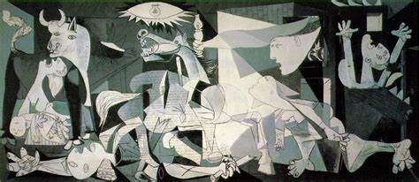 pablo picasso paintings guernica fashion source book