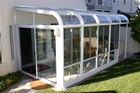decorations patio ideas glass patio enclosure with