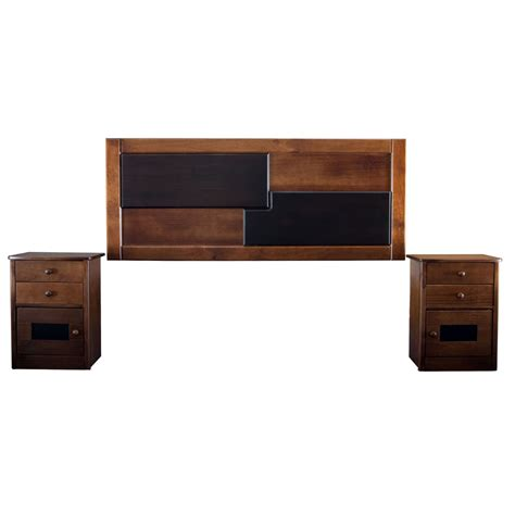 muebles cing set maderas colonia king