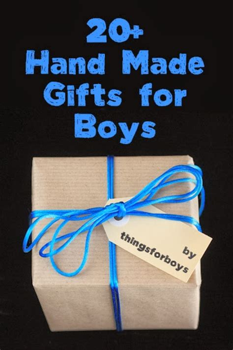 Handmade Gift Ideas For Boys - 20 handmade gift ideas for boys things for boys