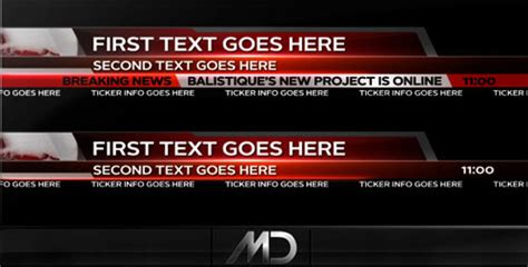 lower thirds after effects templates 20 professional after effects lower third templates