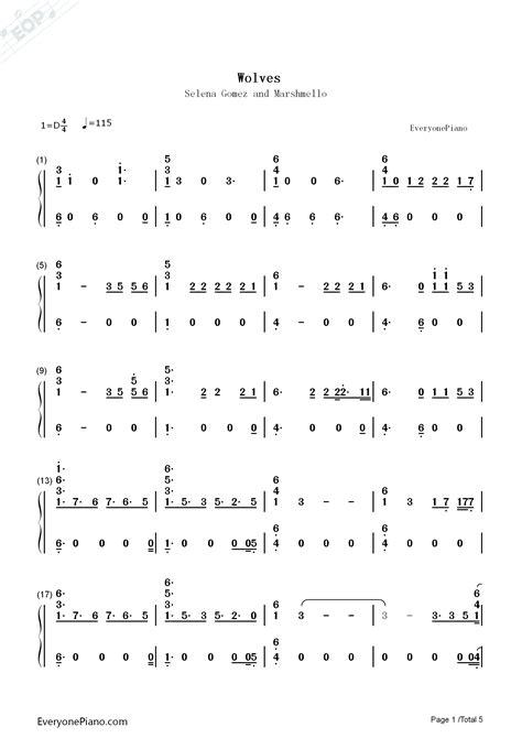 marshmello chord wolves selena gomez chords seonegativo
