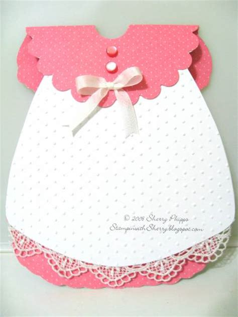 baby dress card template baby dress card by sosherry at splitcoaststers