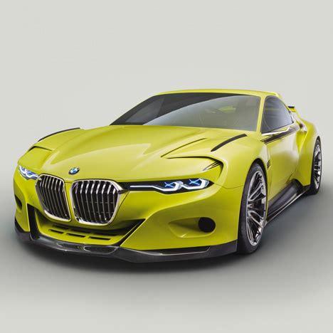 bmw concept car bmw reinterprets 1970s racing coup 233 as a carbon fibre
