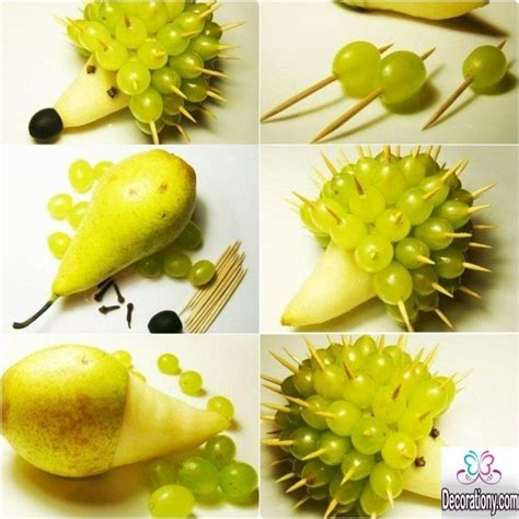 Kitchen Decorating Ideas Wall Art Top 15 Pretty Fruit Decoration Ideas For Your Kids