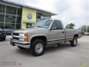 2000 chevrolet silverado 2500 regular cab in light pewter