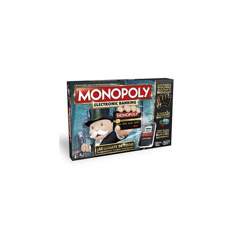 banca electro monopoly banca electronica dispersa juguetes
