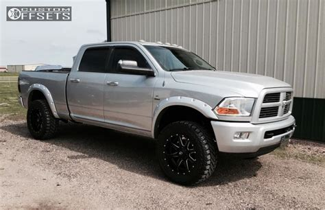 wheels for 2012 ram 2500 wheel offset 2012 ram 2500 slightly aggressive leveling