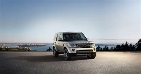 tan land rover discovery land rover tries to keep the discovery lr4 relevant with