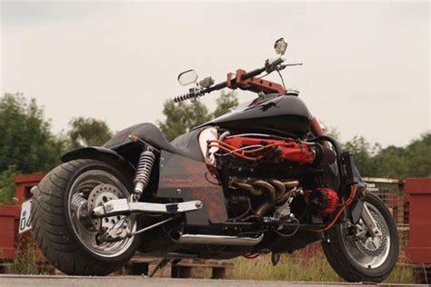Boss Hoss Motorrad V12 by V12 Motorrad Modellnews