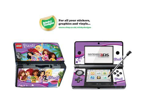 Stickers Para Nintendo 3ds