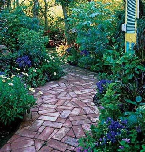garden walkway ideas garden path brick www imgkid com the image kid has it