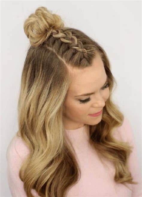 homecoming hairstyles and makeup best 25 hairstyles for dances ideas on pinterest half