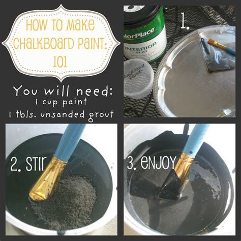 chalkboard paint in walmart make your own chalkboard paint in any color unsanded