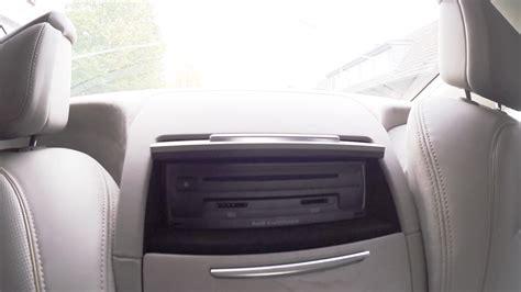 Audi A8 W12 Test by Audi A8l W12 Rear Seat Entertainment Im Test