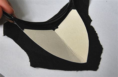 How To Make Cat Ears Headband Paper - cat ears fabric headband mod podge