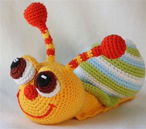 amigurumi snail pattern free crochet amigurumi snail patterns page 2 of 2
