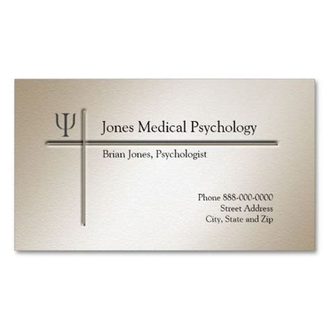 Psychologist Business Card Template by 231 Best Images About Psychology Business Card Templates