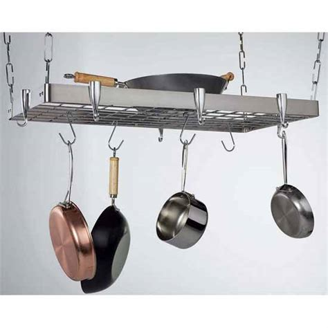 planwirtschaft dresden speisekarte stainless steel pot hanger shelf wall mount
