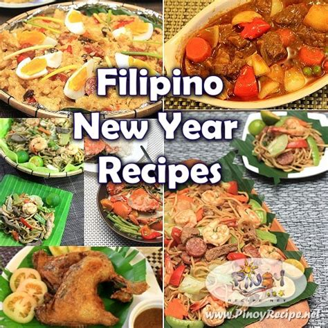 recipe of new year dishes media noche recipes recipes portal