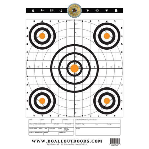 a3 printable shooting targets do all traps paper target range 12x18 10pk pt11