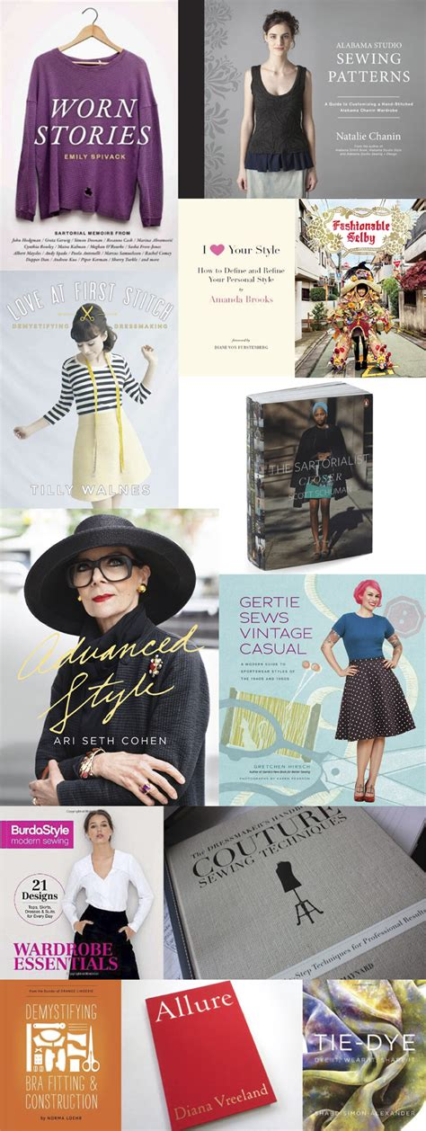 christmas gift guide books for sewing nerds closet case