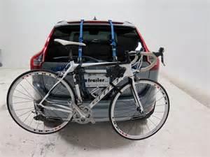 Volvo Bike Rack Volvo Xc60 Thule Passage 2 Bike Carrier Trunk Mount