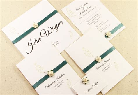 Ideas For Handmade Wedding Invitations - ideas for handmade wedding invitations weddingelation