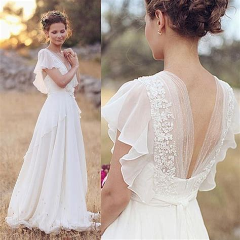 25 best ideas about outdoor wedding dress on