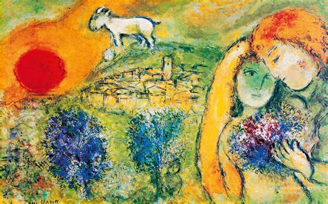 Marc By Marc Lovely Luz by And Marc Chagall A Roma Al Chiostro