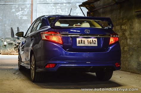 2015 Toyota Vios 1 5 G Trd A T 2015 toyota vios 1 5g trd car reviews