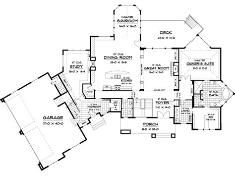 Modern One Story House Plans by Paloma Luxury Home Plan 091d 0476 House Plans And More