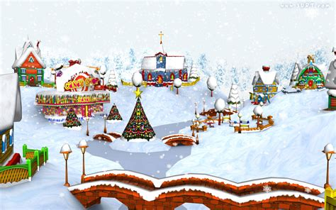 wallpaper christmas town christmas village backgrounds wallpaper cave