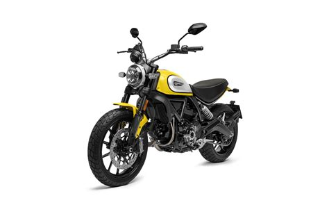 ducati scrambler icon updated specs photo gallery
