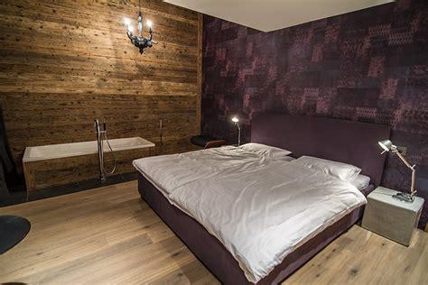 Freistehende Badewanne Im Schlafzimmer 4886 by Das Chalet Chalet High Seven Penthouse Zermatt