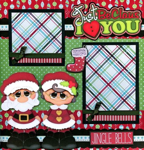 christmas scrapbook layout titles 1009 best paper glue images on pinterest craft