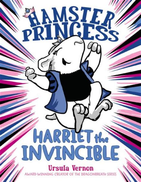 hamster princess whiskerella books quot hamster princess quot by ursula vernon book giveaway