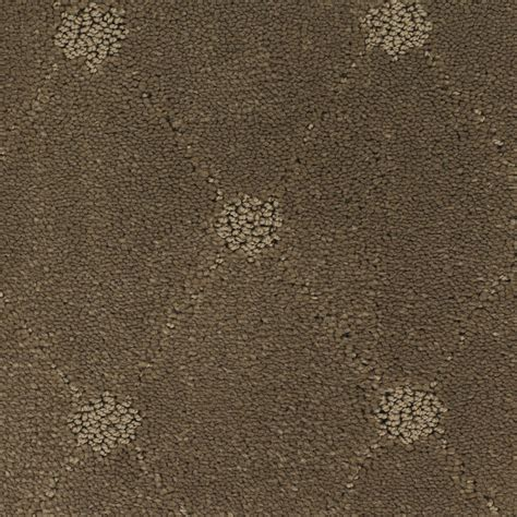 pattern brown carpet shop stainmaster trusoft columbia valley 12 ft w x cut to