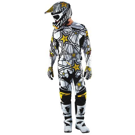 rockstar motocross boots thor 2013 s13 rockstar energy mx enduro trousers