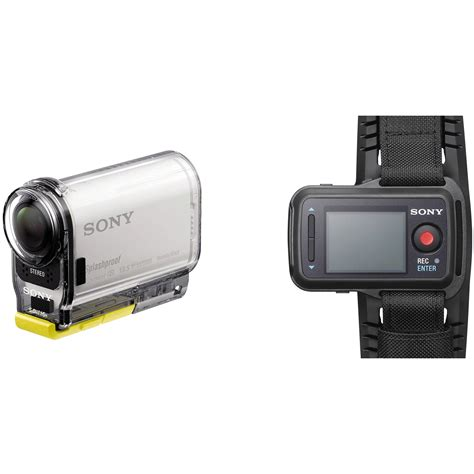 Sony Hdr As100 sony hdr as100vr live view remote