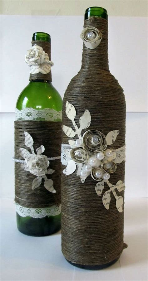 Wine Bottle Decoration Ideas by Top 35 Decoration Ideas Using Wine Bottles