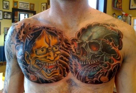 cover up chest tattoos chest cover up ideas for quotes