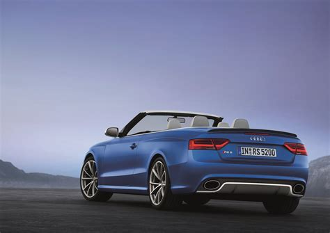 Audi Rs5 Cabrio by Audi Rs5 Cabrio History Photos On Better Parts Ltd