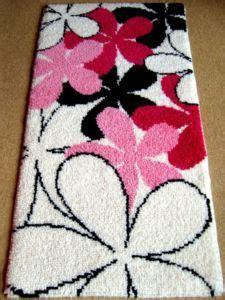 Hooked Rug Kit Creativity On Pinterest Latch Hook Rugs Inexpensive