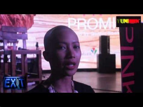 tentang film a promise exclusive interview with dhea seto tentang peran botaknya