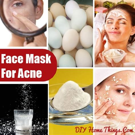 diy masks for acne 5 diy mask for acne diy home things