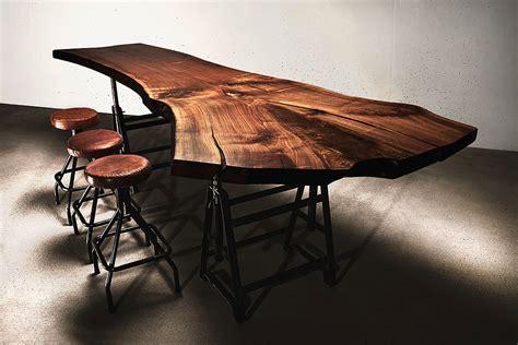 Naturholz Tisch by Holzwerk Hamburg Designertische Aus Massivholz