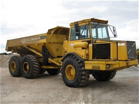 dump truck volvo ac articulated  tonne   moolap vic auction