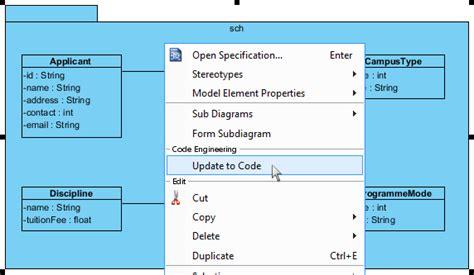 visual studio uml diagram generator how to generate source code from uml in visual studio